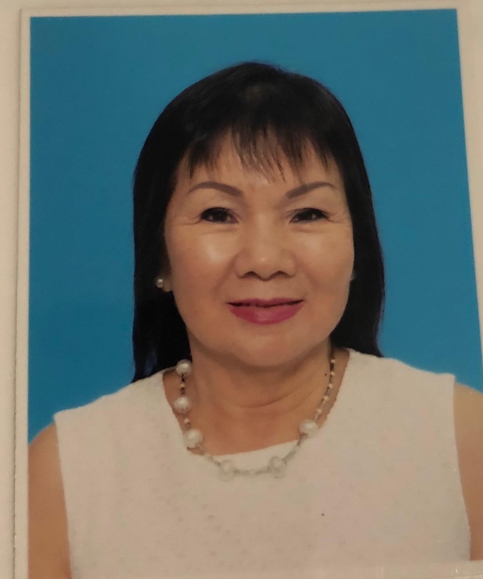 Hasina Ying Yee Ng